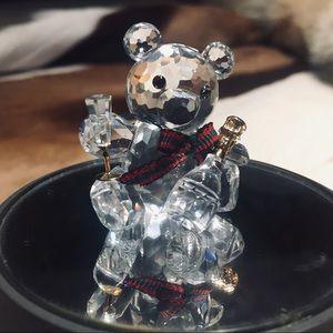 ❤️SWAROVSKI BEAR beautiful Retired NEW Gift Idea